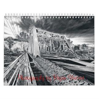 Opiniones del valle del Hudson Calendarios De Pared
