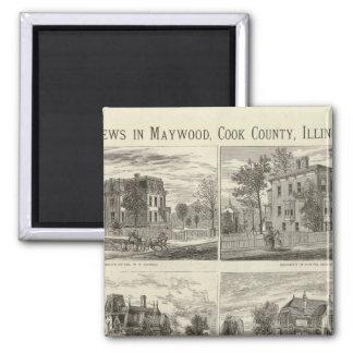 Opiniónes en Maywood el condado de Cook Illinois Iman De Nevera