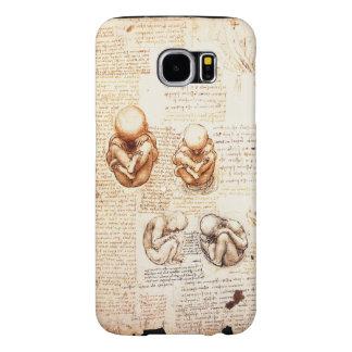 Opiniones un feto en la matriz, Ob-Gyn médico Fundas Samsung Galaxy S6