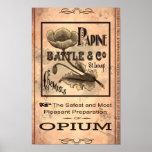 Opium-1883 Posters