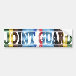 Opn. Joint Guard Yugoslavia AFEM Sticker