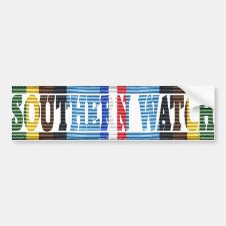 Opn. Southern Watch Kuwait-Saudi Arabia Sticker Car Bumper Sticker