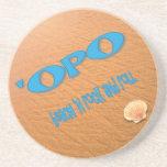 'OPO coaster