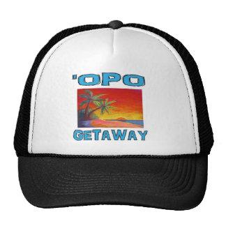 'OPO Getaway hat