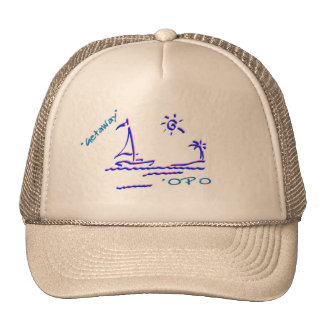 'OPO Island Getaway Hat