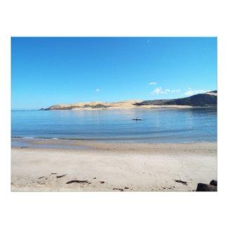 Opononi sand dunes 2