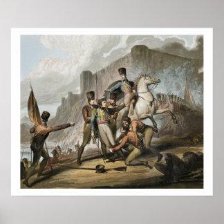 Oporto, 'de las victorias del duque de manar póster