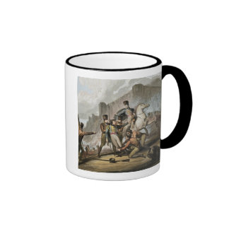 Oporto, from 'The Victories of the Duke of Welling Ringer Coffee Mug
