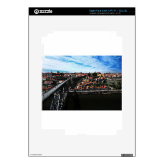 Oporto iPad 3 Decal