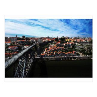 Oporto Postcard