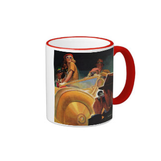 Oportunidad de la foto tazas de café
