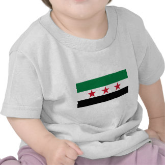 oposición de Siria Camiseta