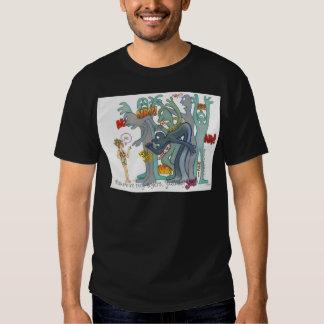 opositores permanentes camisas