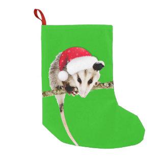Opossum Christmas Stocking Small Christmas Stocking