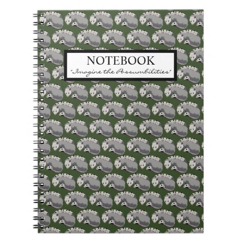 Opossum Notebook