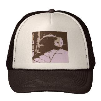 Opossum Pop Art Hat