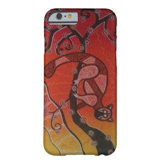 Oposum anaranjado funda para iPhone 6 barely there