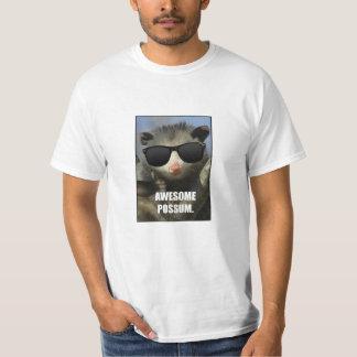 Oposum impresionante playera