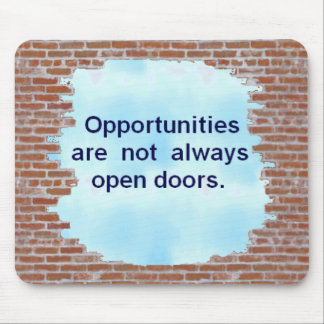 Opportunities Mouse Pad