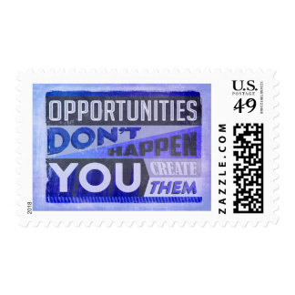 Opportunities Postage