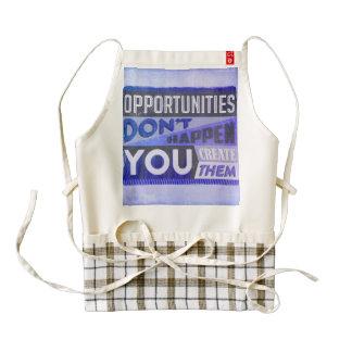 Opportunities Zazzle HEART Apron
