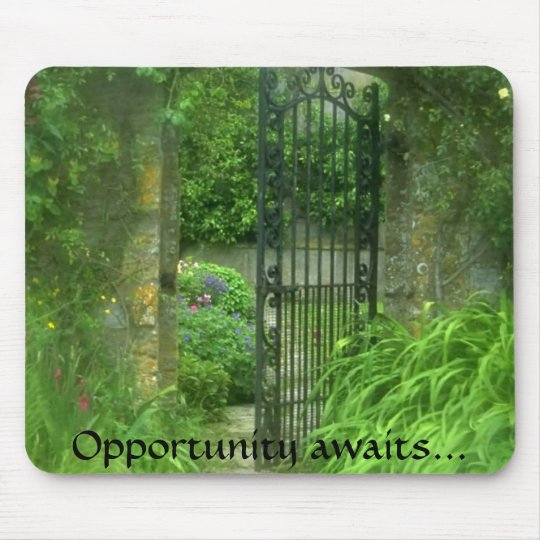 Opportunity awaits... mousepad tdgallery