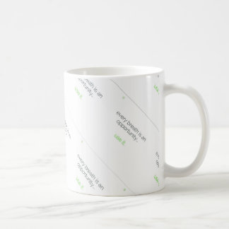 Opportunity Cup! Coffee Mug