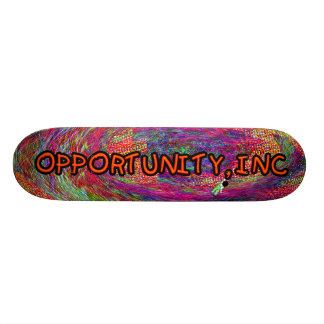 Opportunity, Inc. Way Cool Skateboard
