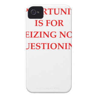 OPPORTUNITY iPhone 4 CASE