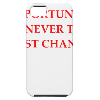 OPPORTUNITY iPhone SE/5/5s CASE