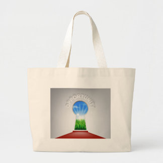 Opportunity Keyhole Concept Bags