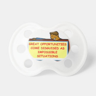 opportunity baby pacifiers