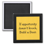 opportunity quote magnets