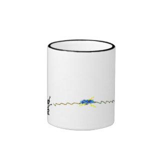 opposing forces ringer mug