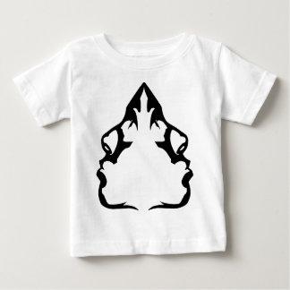 Opposite Face Baby T-Shirt