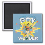 Opposite Of A Girl 2 Inch Square Magnet