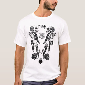 opposite tee-shirt death's head J2M T-Shirt