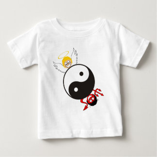 Opposites Attract Baby T-Shirt