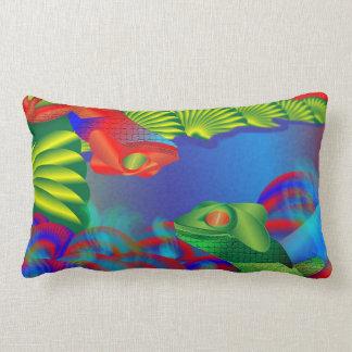 Opposites Attract Lumbar Pillow