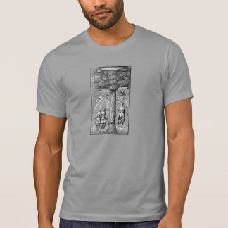 Opposites United by Conjunction in Alchemy T-Shirt