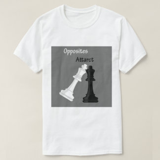 opposits attract T-Shirt