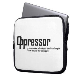 Oppressor Laptop Sleeve