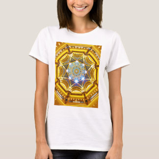 Oppulent Dome of the Emirates Palace Hotel T-Shirt