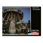 Opryland Theme Park (Nashville, TN) Postcard