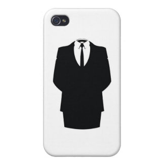 ops #anonymous iPhone 4 carcasas