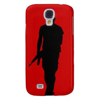 Ops negro - guerrero de la sombra II Funda Samsung S4
