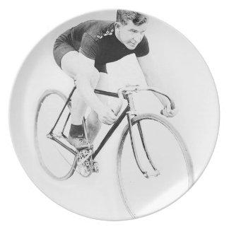 opsDesigns del vintage Cyclist100 Plato