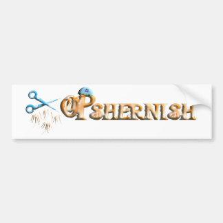 Opshernish Bumper Sticker