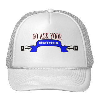 opt out trucker hat