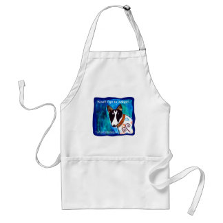 Opt to Adopt! Adult Apron